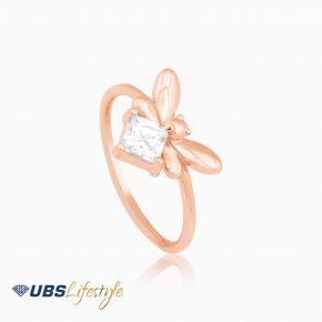 UBS Cincin Emas Rachel Rose - Cc15654 - 17K