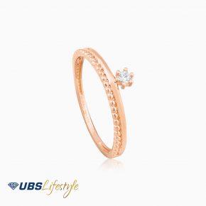UBS Cincin Emas Millie Molly - Cc15800 - 17K