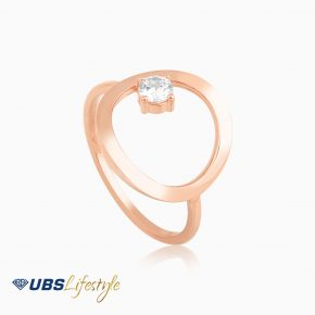 UBS Cincin Emas - Cc15807 - 17K
