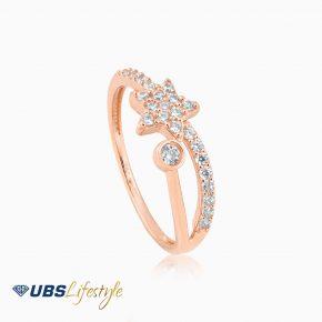 UBS Cincin Emas Millie Molly - Cc15813 - 17K