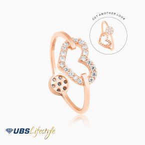 UBS Cincin Two Way Looks - Cc15835 - 17K