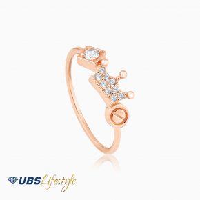 UBS Cincin Emas Millie Molly - Cc15843 - 17K