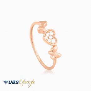 UBS Cincin Emas Millie Molly - Cc15844 - 17K