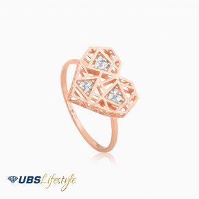 UBS Cincin Emas Zelita - Cdc0151 - 17K