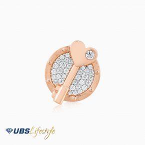 UBS Liontin Emas - Cdm0121 - 17K