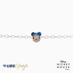 UBS Gelang Emas Anak Disney Mickey Mouse - Kgy0061 - 17K