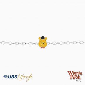 UBS Gelang Emas Anak Disney Winnie The Pooh - Kgy0065 - 17K
