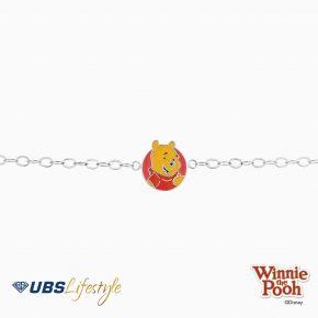 UBS Gelang Emas Anak Disney Winnie The Pooh - Kgy0066 - 17K