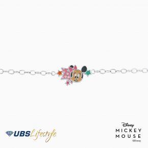 UBS Gelang Emas Anak Disney Minnie Mouse - Kgy0069 - 17K