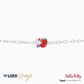 UBS Gelang Emas Anak Sanrio Hello Kitty - Kgz0012 - 17K