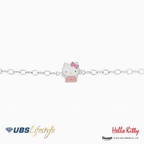 UBS Gelang Emas Anak Sanrio Hello Kitty - Kgz0013 - 17K