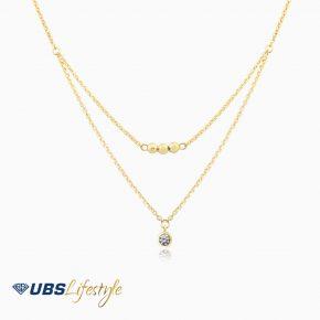 UBS Kalung Emas - Kkv14541 - 17K
