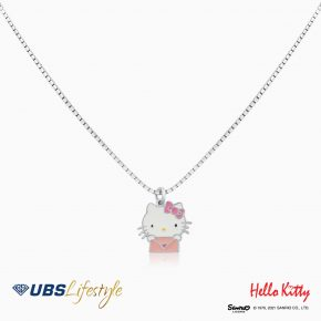 UBS Kalung Emas Anak Sanrio Hello Kitty - Kkz0091 - 17K