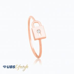 UBS Cincin Emas Millie Molly - Ksc0793 - 17K