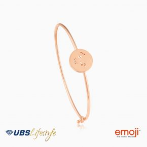 UBS Gelang Emas Emoji - Vdg0046 - 17K