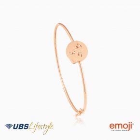 UBS Gelang Emas Emoji - Vdg0049 - 17K